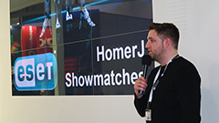 HomerJ Showmatches