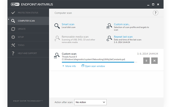 Endpoint Antivirus Endpoint Protection Eset