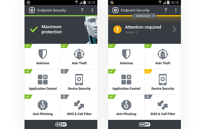 ESET Endpoint Security pour Android