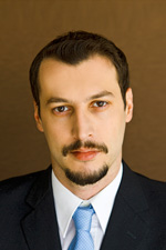 Photo of Ignacio Sbampato - ESET Chief Sales and Marketing Officer